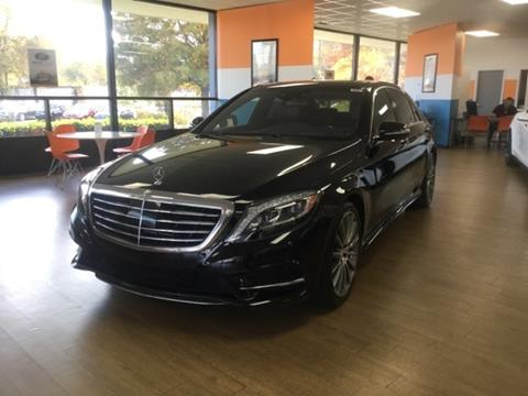 2015 Mercedes-Benz S-Class for sale in Raleigh, NC