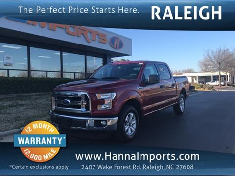 Pickup Trucks For Sale In Raleigh Nc Carsforsale Com