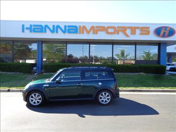 2009 MINI Cooper Clubman for sale in Raleigh, NC
