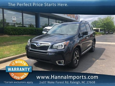 2016 Subaru Forester for sale in Raleigh, NC