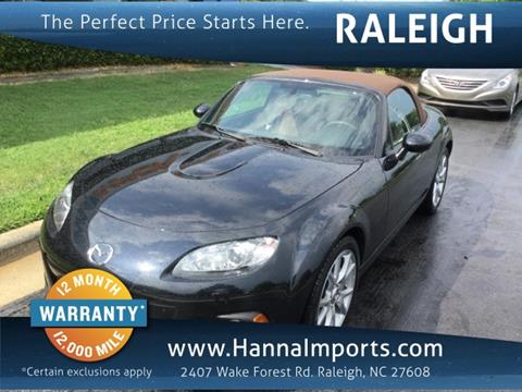 2014 Mazda MX-5 Miata for sale in Raleigh, NC