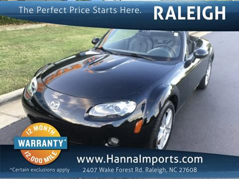 2008 Mazda MX-5 Miata for sale in Raleigh, NC