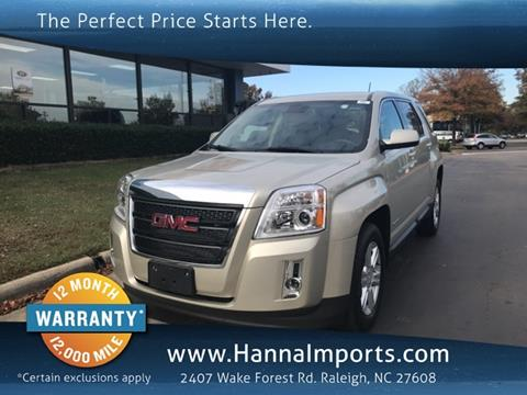 2015 GMC Terrain for sale in Raleigh, NC