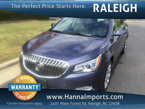 2015 Buick LaCrosse for sale in Raleigh, NC