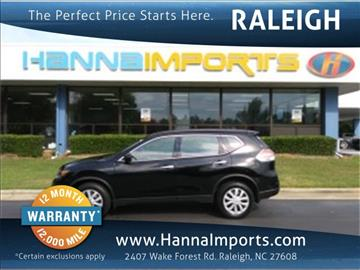 2015 Nissan Rogue for sale in Raleigh, NC