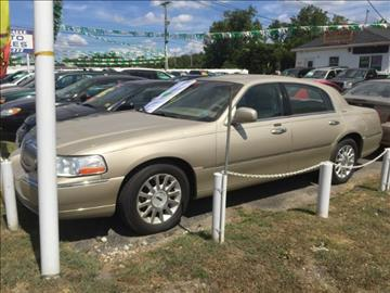 2006 Lincoln Town Car for sale in Glasboro, NJ