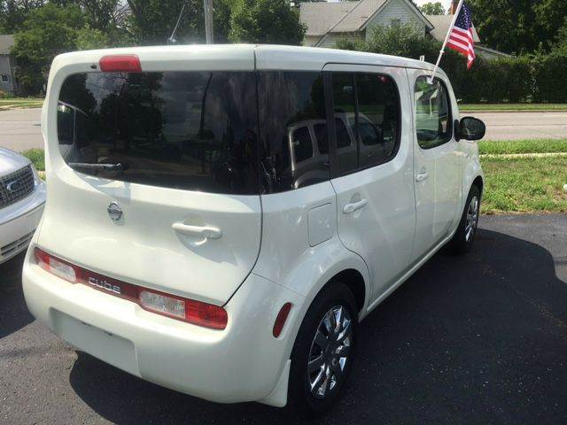 2010 Nissan cube 1.8 4dr Wagon - Mt Clemens MI