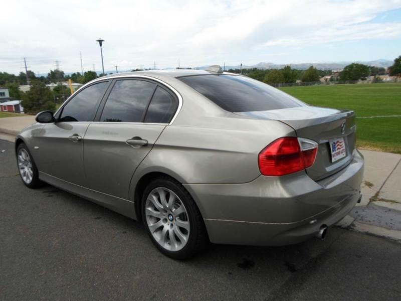 2007 BMW 3 Series AWD 335xi 4dr Sedan Luxury - Lakewood CO