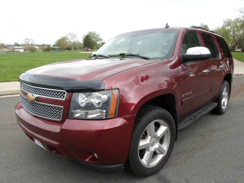 2008 Chevrolet Tahoe 4x4 LTZ 4dr SUV - Lakewood CO