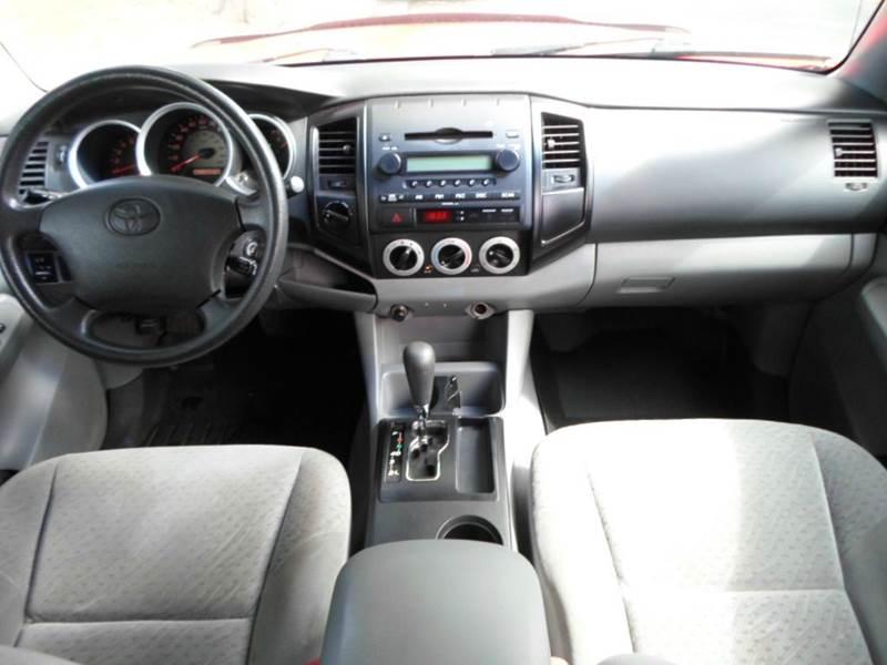 2008 Toyota Tacoma 4x4 V6 4dr Double Cab 5.0 ft. SB 5A - Lakewood CO