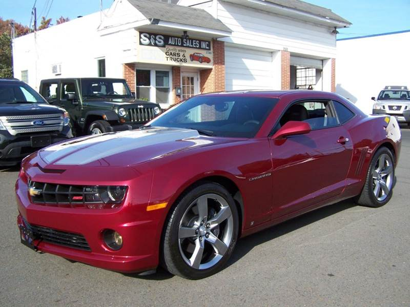 2010 chevrolet camaro ss 2dr coupe w 2ss in bensalem pa s s auto