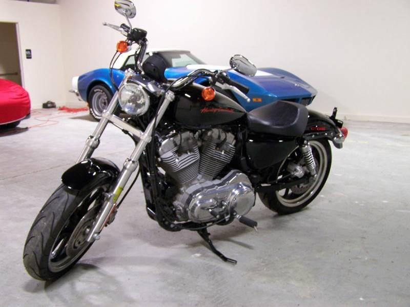 2011 Harley Davidson Sportster 883 In Bensalem PA