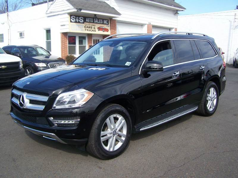 2016 mercedes benz gl class gl 350 bluetec awd 4matic 4dr. Black Bedroom Furniture Sets. Home Design Ideas