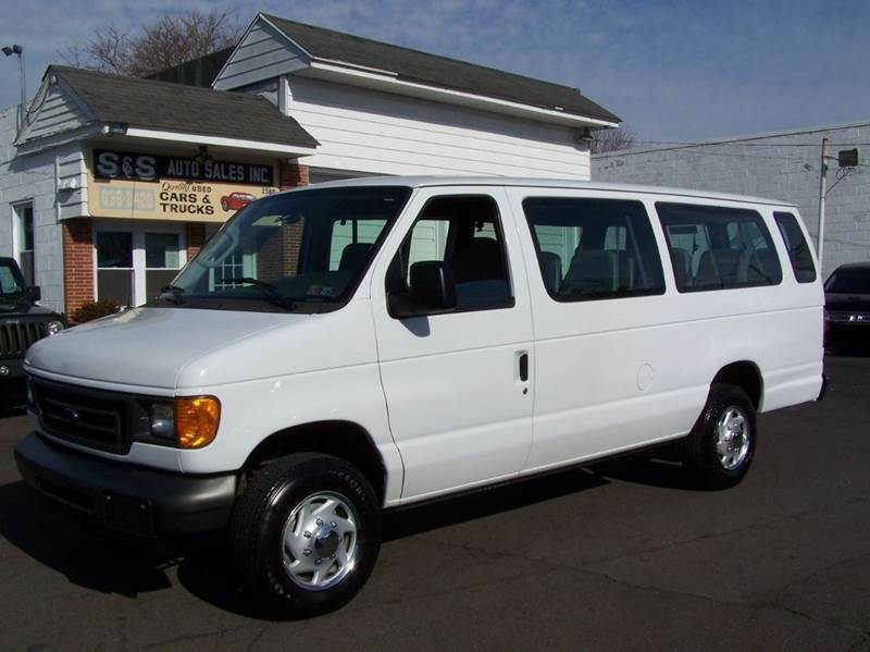2007 Ford E Series Cargo 250 3dr Extended Van