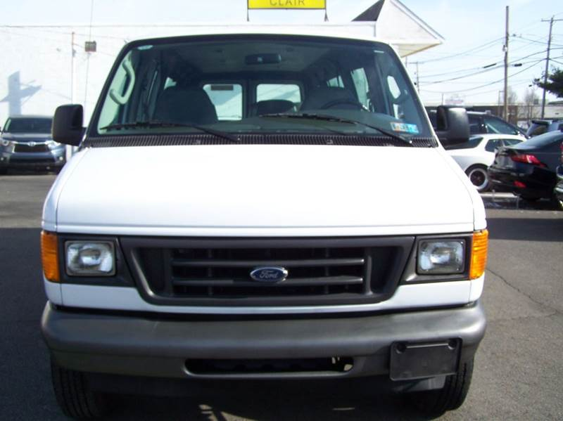 2007 Ford E Series Cargo 250 3dr Extended Van In Bensalem