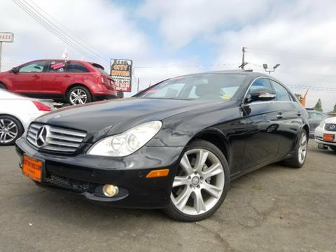 2008 Mercedes-Benz CLS for sale in Hayward, CA