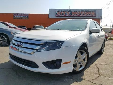 2010 Ford Fusion for sale in Hayward, CA