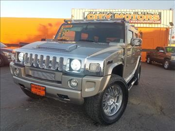 2005 HUMMER H2 for sale in Hayward, CA