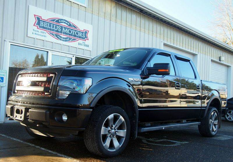 2013 ford f 150 camas wa vancouver washington pickup