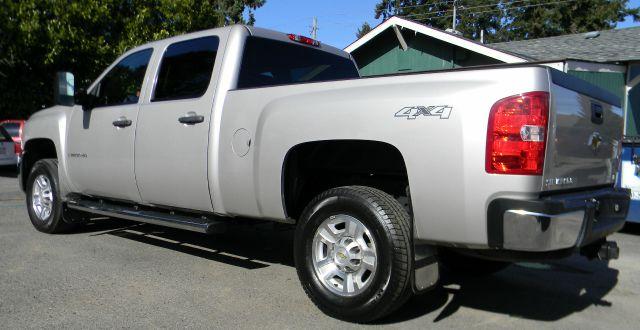 2009 Chevrolet Silverado 2500HD