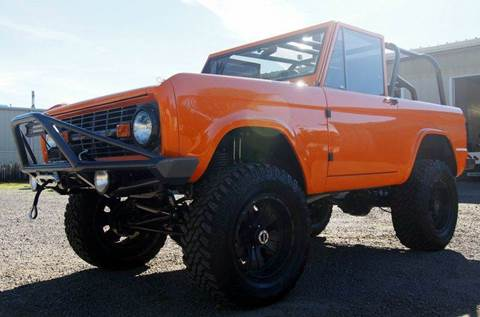 1975 ford bronco for sale new jersey for Bellus motors camas washington