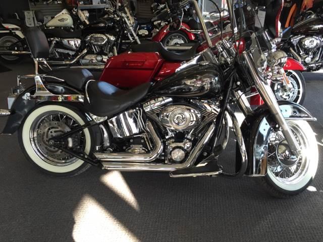 2007 Harley Davidson FLSTN Deluxe
