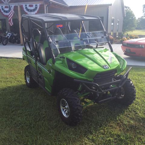 2014 Kawasaki Teryx™
