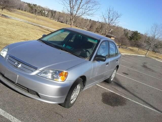 1998 Honda Civic Lx In Houston Tx: 2001 Honda Civic