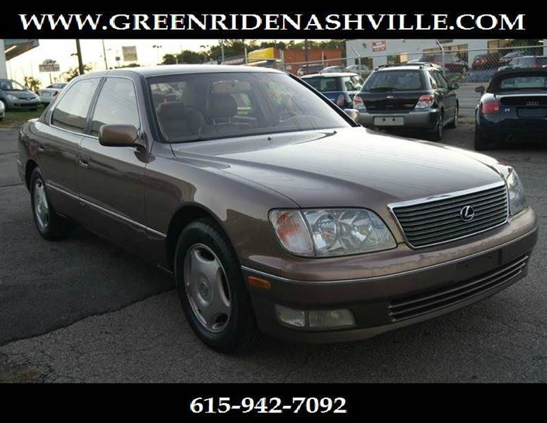 1998 Lexus Ls 400 For Sale In Roanoke Va Carsforsale Com