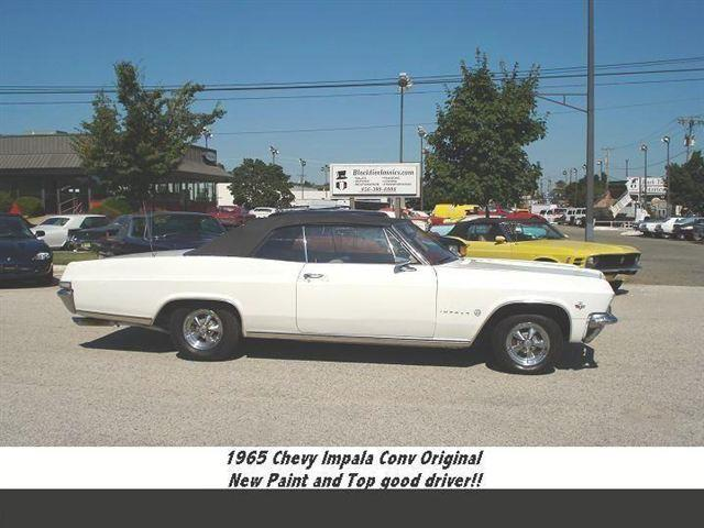 1965 Chevrolet Impala For Sale Convertible - Riverhead NY