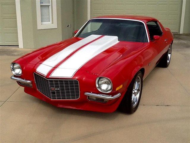 1973 Chevrolet Camaro Classic Cars For Sale All