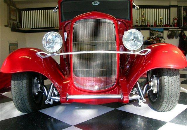 1932 Ford Vicky Town Delivery
