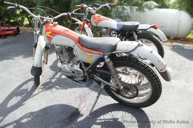 used 1974 honda tl250 for sale. Black Bedroom Furniture Sets. Home Design Ideas