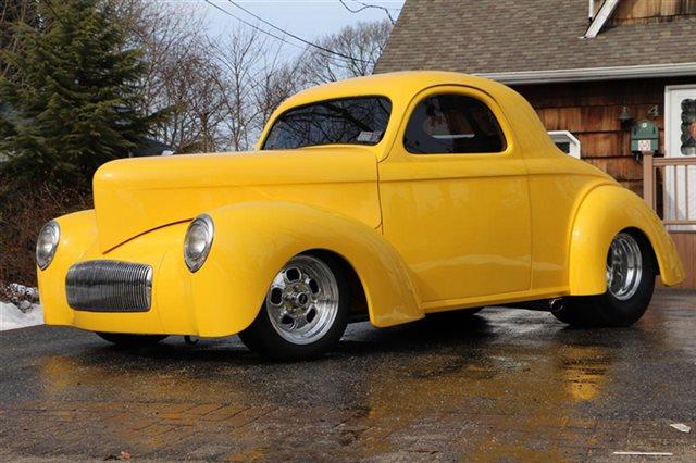 1941 Willys Show Car