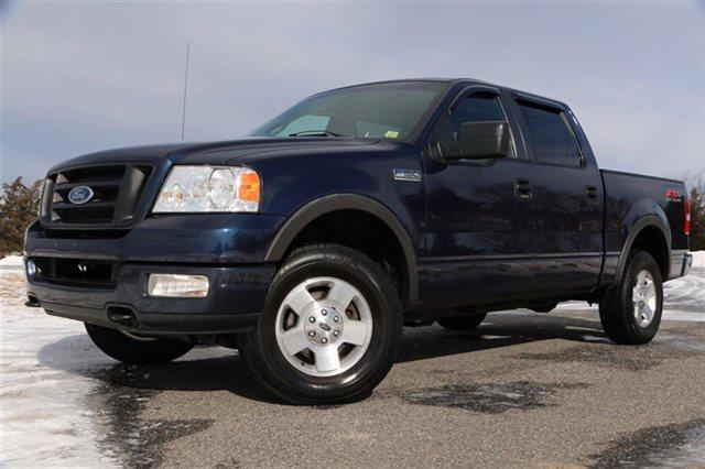 used 2005 ford f 150 supercrew 139 fx4 4wd 4x4 truck in. Black Bedroom Furniture Sets. Home Design Ideas