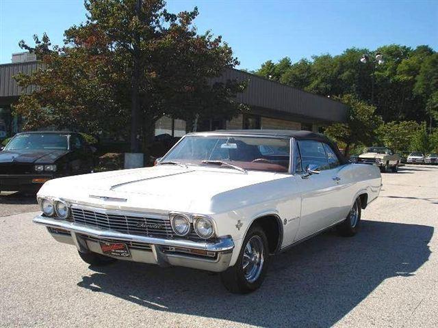 1965 Chevrolet Impala For Sale Convertible - Riverhead NY