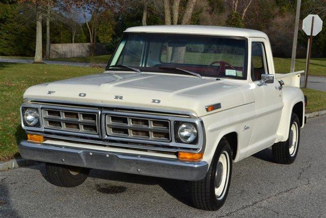 Used 1971 Ford F 100 For Sale Truck In Riverhead Ny At