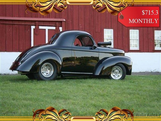 1941 Willys Outlaw Hot Rod