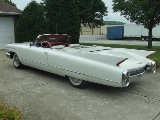 1960 cadillac classic cars for sale all collector cars. Black Bedroom Furniture Sets. Home Design Ideas