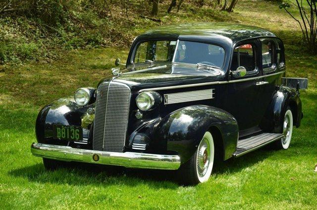 1937 Cadillac Series 65