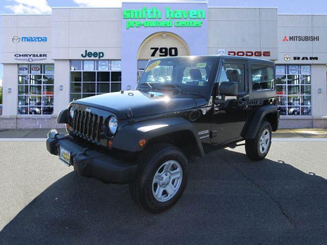 2011 Jeep Wrangler for sale in Riverhead NY