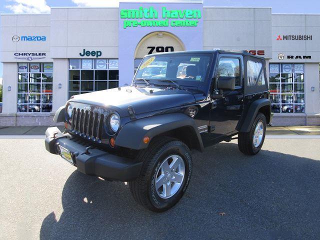 2013 Jeep Wrangler for sale in Riverhead NY