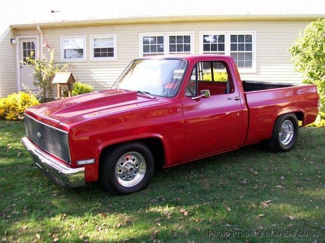 1981 Chevrolet C/K 10 Series