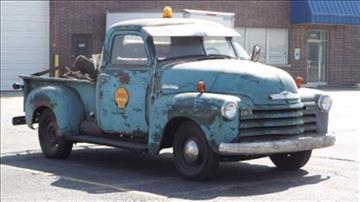 1947 Chevrolet Tow Truck