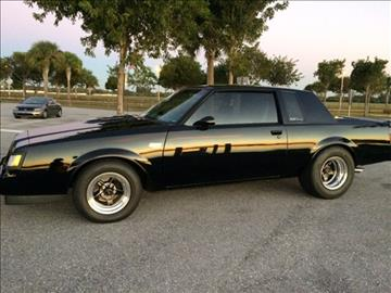 1987 Buick Grand National for sale in Riverhead, NY