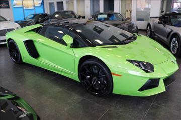2016 Lamborghini Aventador for sale in Riverhead, NY