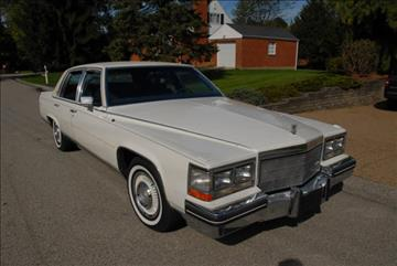 1984 Cadillac Fleetwood for sale in Riverhead, NY