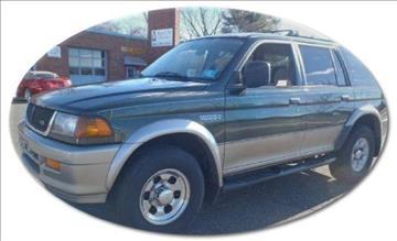 1997 Mitsubishi Montero Sport for sale in Riverhead, NY