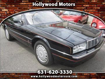 1989 Cadillac Allante for sale in Riverhead, NY