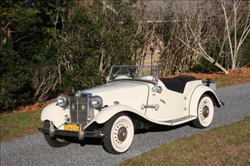 1953 MG TD for sale in Riverhead, NY
